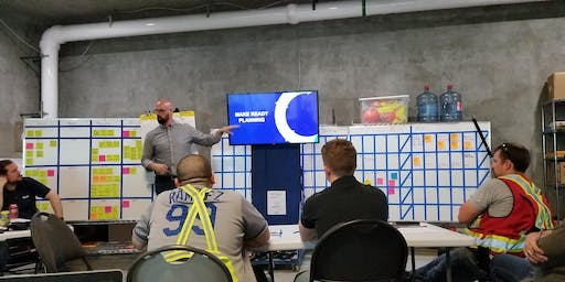 Lean and Last Planner System Site Tour