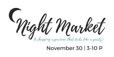 Night Market  FALL 2019