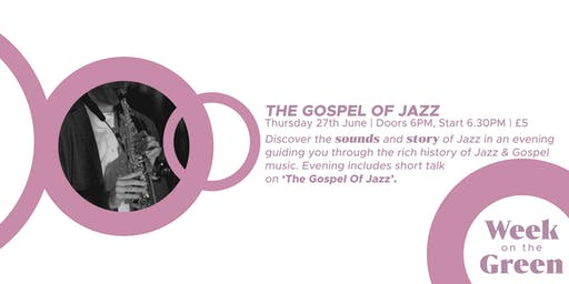 The Gospel Of Jazz