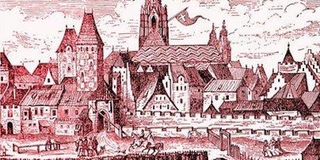 """Buchpräsentation: Günther Zäuner's """"Halbseidenes mittelalterliches Wien"""" Tickets"""