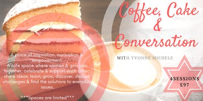 Coffee Cake & Conversation