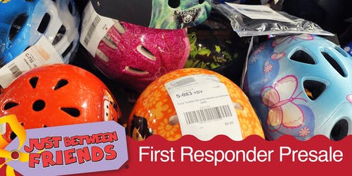 First Responder Presale Fall 2019
