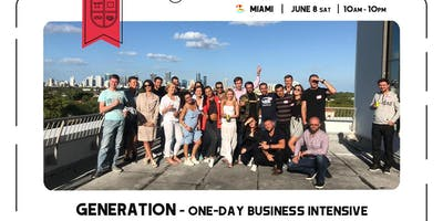 Russian-Speaking Business intensive Generation Miami