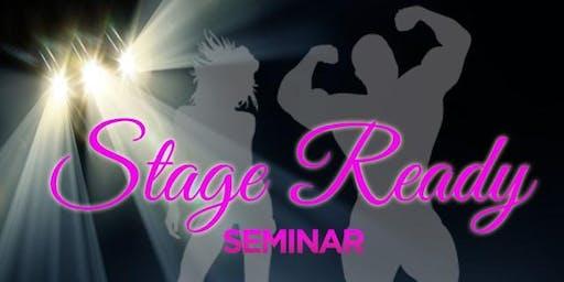 OCB Stage Ready Contest Prep & Posing Seminar(FREE)