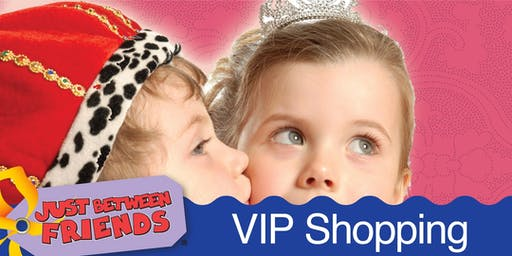 VIP Shopping Pass - Fall 2019