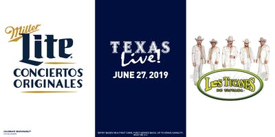 Miller Lite Conciertos Originales Presents: Los Tucanes de Tijuana - June 27 - Dallas, TX
