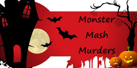 Monster Mash Murders Dinner Theatre tickets