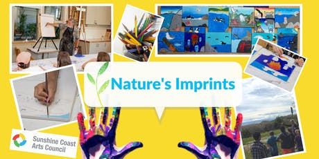 Children's Summer Art Workshop: Nature's Imprint tickets