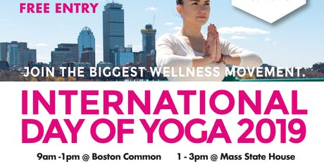 INTERNATIONAL DAY OF YOGA GRAND CELEBRATION AND WORKSHOPS tickets