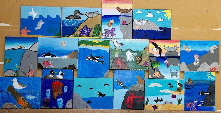 Children's Summer Art Workshop: En Plein Air image
