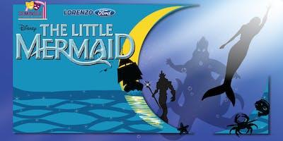 The Little Mermaid- Saturday, August 10
