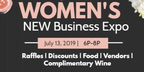 Women's New Business Expo tickets