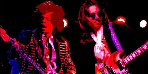 Guitar Legends: Hendrix Meets Clapton - LOW TICKET ALERT!