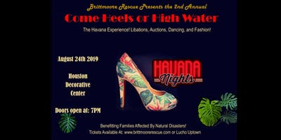 2nd Annual Come Heels or High Water 2019