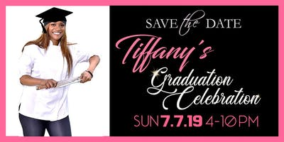 Tiffany's Graduation Celebration