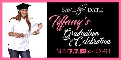 Tiffany's Graduation Celebration tickets