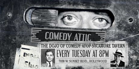Comedy Attic tickets
