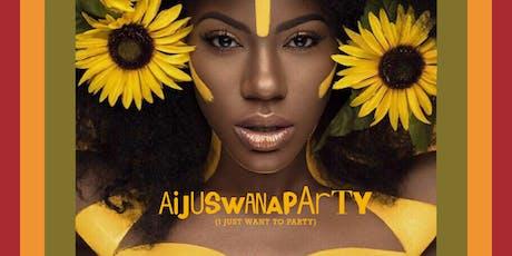Aijuswanaparty tickets