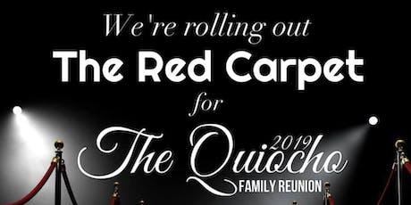 The 2019 Quiocho Family Reunion tickets