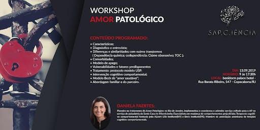 WORKSHOP  AMOR PATOLÓGICO