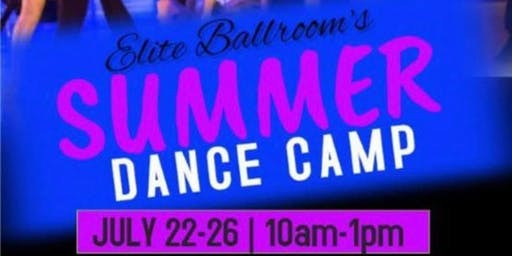 Kids. Ballroom Dance Camp