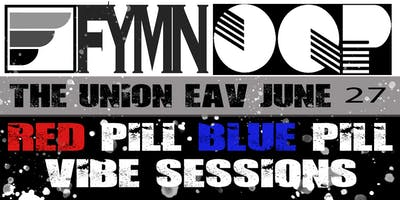 FYMN & OQP Apparel Red Pill Blue Pill (Vibe Sessions)