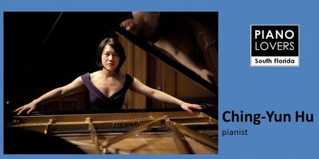 Pianist Ching-Yun Hu in Recital tickets