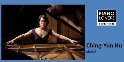 Pianist Ching-Yun Hu in Recital