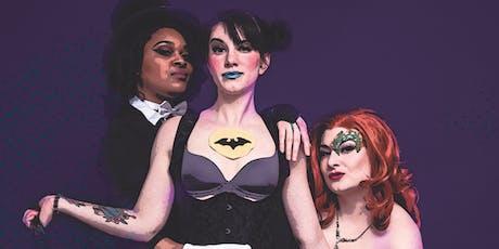 Heroes & Villains: A Crescent Moon Nerdlesque Revue tickets