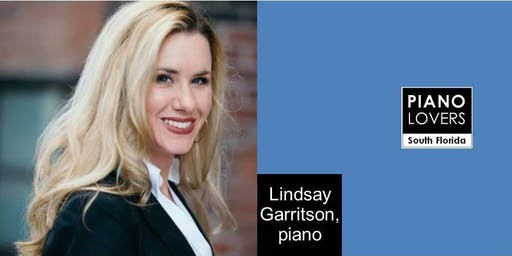 A New York Preview featuring pianist Lindsay Garritson