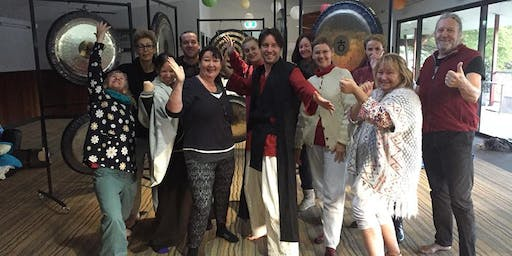 Gong Training Level 1 & 2 - Brisbane