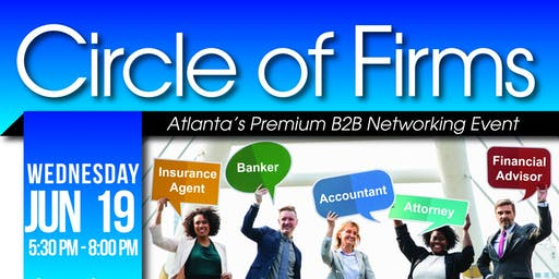 B2B Networking: Circle of Firms | June 2019