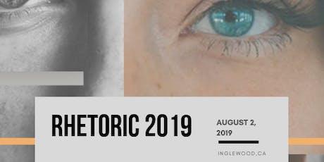 RHETORIC 2019 tickets