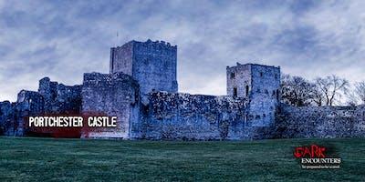 Ghost Hunt of Portchester Castle