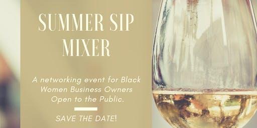 Summer Sip Mixer
