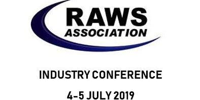 RAWS Association Industry Conference 2019