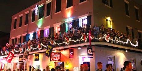New Years Eve Bourbon Street Balcony Party tickets