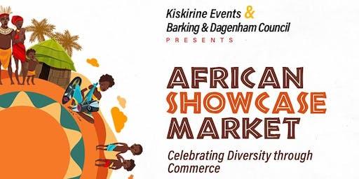 AFRICANSHOWCASE MARKET/FESTIVAL