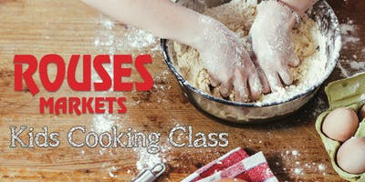 Kids Cooking Class with Chef Sally R16