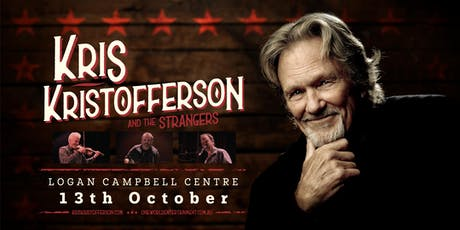 KRIS KRISTOFFERSON & THE STRANGERS tickets