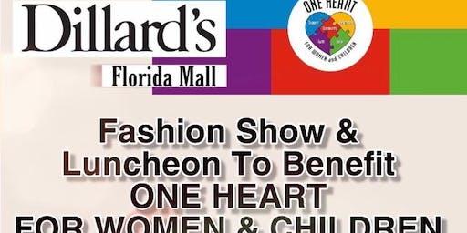 One Heart - Dillards Fashion Show Fundraiser