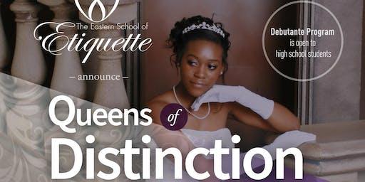 Queens of Distinction Debutante Orientation