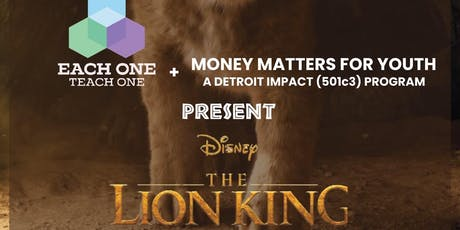 A Red Carpet Premiere: Disney's The  Lion King tickets