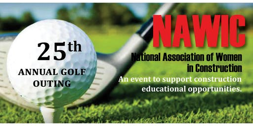 25th Annual NAWIC Golf Event 2019
