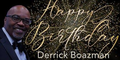 Derrick Boazman Birthday Bus to Harrah's Casino (June 2019)