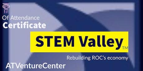 STEM Valley - Rebuilding ROC's Economy tickets