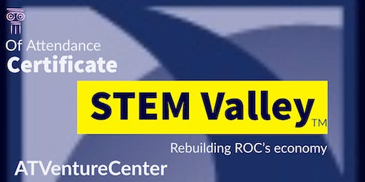 STEM Valley - Rebuilding ROC's Economy