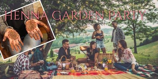 Henna Garden Party