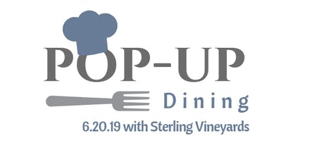 Pop- Up Dining / June 20 tickets