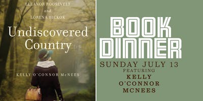 Book Dinner: A Novel About Eleanor Roosevelt